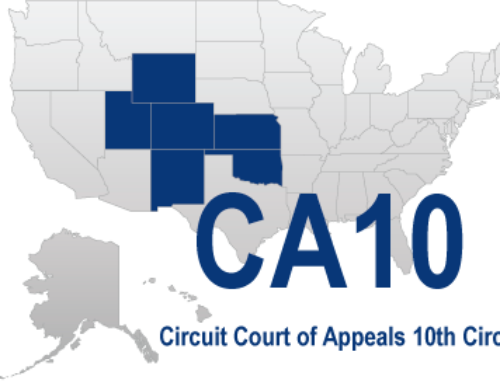 CA10 –  United States v. Goldberg – Positive Alert without Final Trained Response is Sufficient