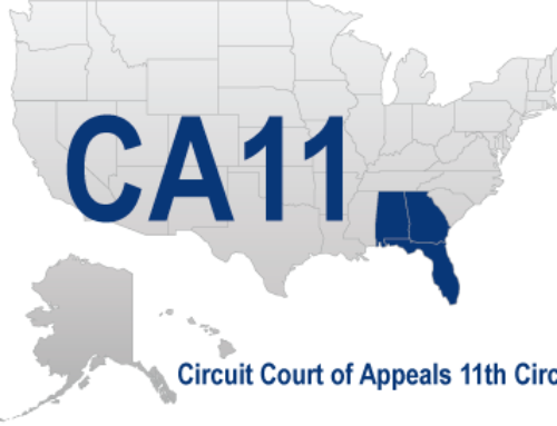 CA11 – Detention was Reasonable for Dog because Reasonable Suspicion Existed